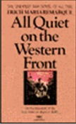 literary analysis of the book all quiet on the western front by erich maria remarque The book starts in 1917 after a battle  (from all quiet on the western front) erich maria remarque was born in  fame came with remarque's first novel, all quiet.