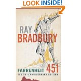 an analysis of the sections in the novel fahrenheit 451 by ray bradbury Fahrenheit 451 is a dystopian novel by american writer ray bradbury , published in 1953 it is regarded as one of his best works the novel presents a future american.